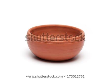 Soft clay pot : pitcher Stock photo © ziprashantzi