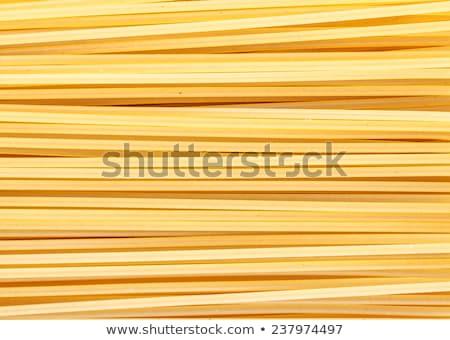 pasta lying horizontally Stock photo © OleksandrO
