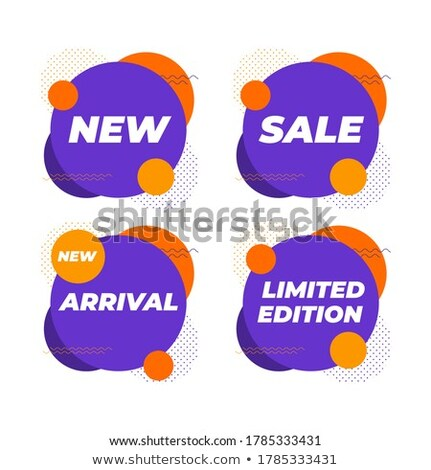 Limited Deal Violet Vector Icon Design Stock photo © rizwanali3d