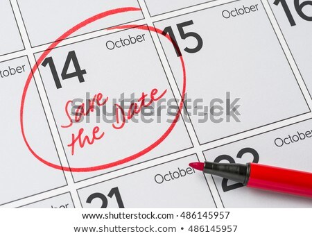Stock photo: 14th October