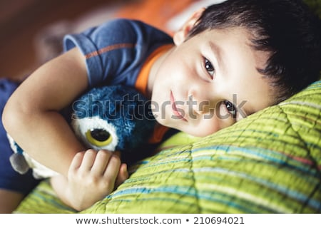 Young childs nap time Stock photo © bluering