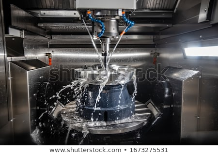 Processing workpiece Stock photo © pressmaster