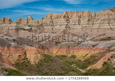 Badlands, South Dakota. Stock photo © iofoto