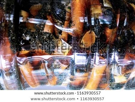 baby bottle full of cigarettes stock photo © lunamarina