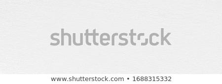 Absztrakt fehér papír rétegek eps 10 Stock fotó © HelenStock