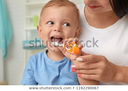Baby Teeth Dental Health Stock photo © Lightsource