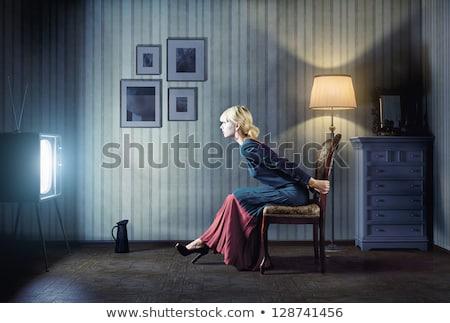 Sexy · пару · романтические · создают · женщину · семьи - Сток-фото © arturkurjan