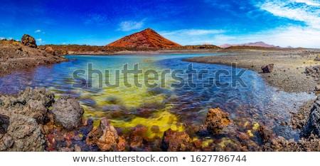Scenico costa panorama parco natura montagna Foto d'archivio © meinzahn