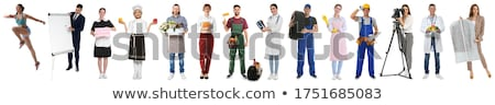People with Different Professions Stock photo © Voysla