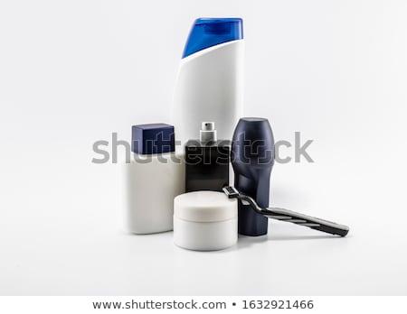 Set of different body care accessories Stock photo © jossdiim