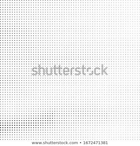 Halftone minta szett pontozott textúra grunge Stock fotó © Valeo5