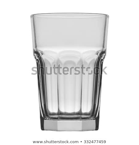 grappa · vetro · isolato · bianco · percorso - foto d'archivio © givaga
