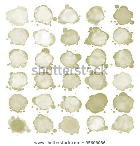 Szövegbuborékok eredeti illusztráció eps vektor akta Stock fotó © beholdereye