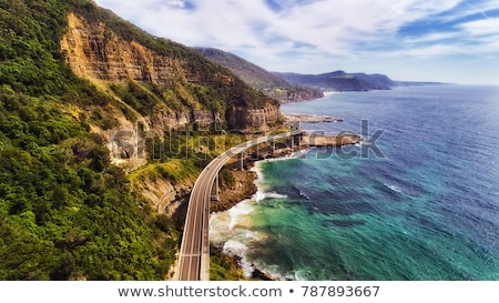 Pacific Coast Highway Stock photo © curaphotography