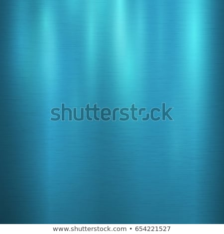 Cold Blue Metallic Texture Stock photo © Alvinge