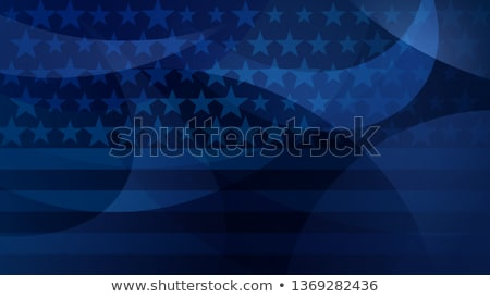 Stock photo: american patriotic background for independence day