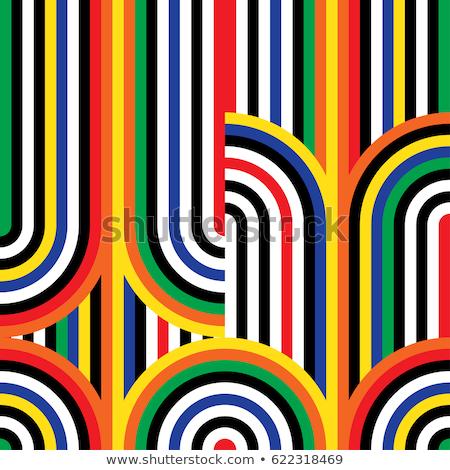 années · soixante-dix · résumé · style · wallpaper · design - photo stock © jul-ja