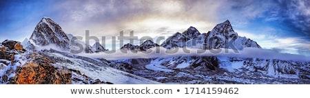 Himalayas Stock photo © sumners