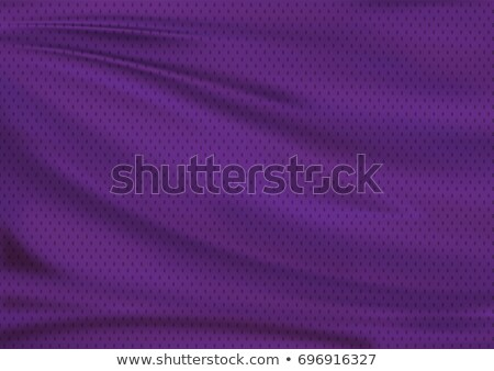 Stock photo: Purple Jersey Mesh