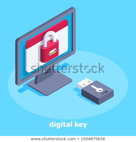 Digital Device, Flash-Drive Stock photo © shutswis