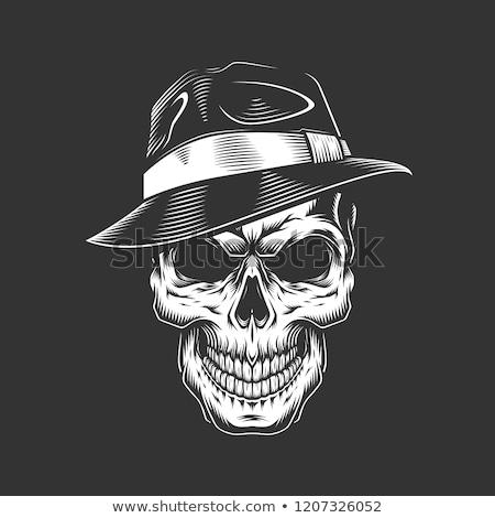 gangster concept vector illustration stock photo © konturvid
