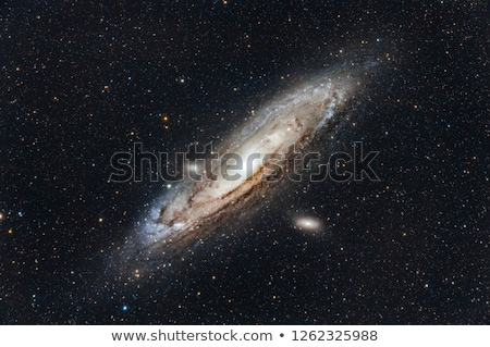 M31 Andromeda Galaxy Stock photo © rwittich