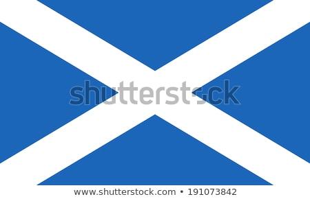 Zdjęcia stock: Flag Scotland