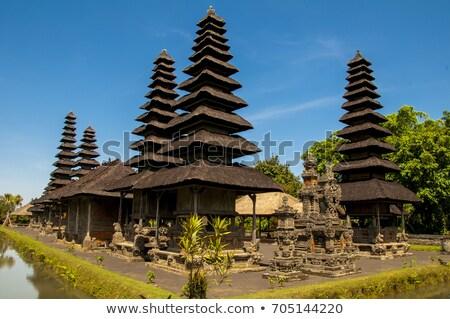 templo · Indonésia · adorar · rezar · arquitetura · dom - foto stock © joyr