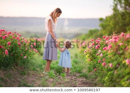 femminile · giardiniere · pot · irriconoscibile · donna - foto d'archivio © lightpoet