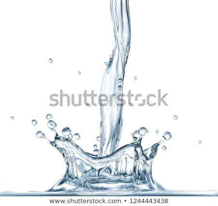 pouring water stock photo © taden
