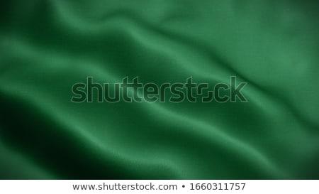 groene · satijn · textiel · textuur · gordijn - stockfoto © taden
