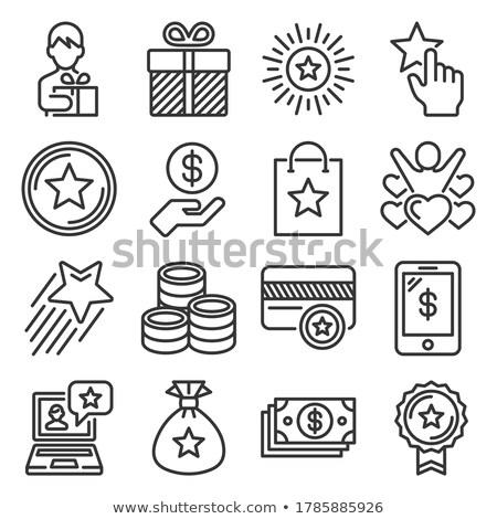 groei · bonus · groeiend · groene · staafdiagram · witte - stockfoto © lightsource