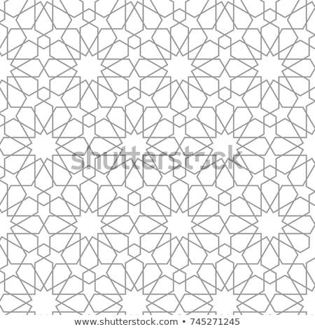 seamless islamic pattern stock photo © creative_stock