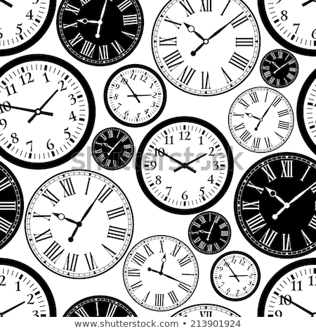 clock face stopwatch pattern Stock photo © mizar_21984