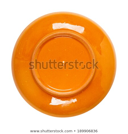 Bottom side of plate Stock photo © Taigi