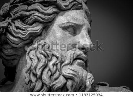 River God Tiber Sculpture Stock photo © cosma
