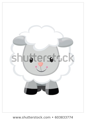 Soft Lamb Stock photo © leetorrens