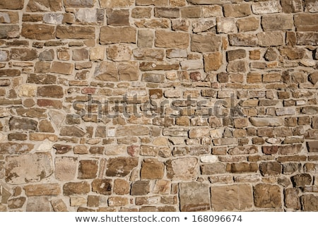 Dry Stone Wall stock photo © russwitherington