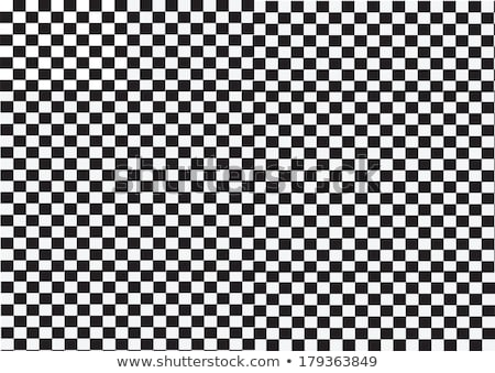Stock photo: Racing flags Background checkered flag themes idea design