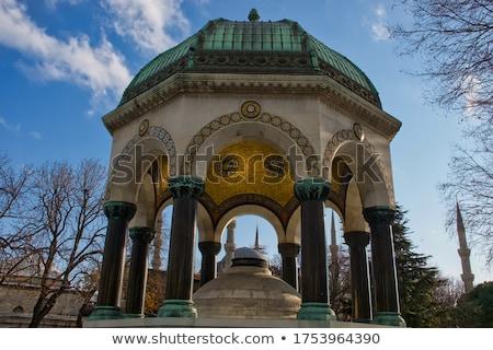 фонтан Стамбуле настоящее золото история Сток-фото © emirkoo