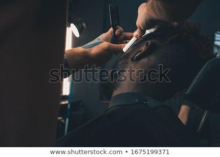 Barbershop Stock photo © pedrosala