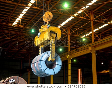 Vel magazijn binnenkant plant technologie Stockfoto © mady70
