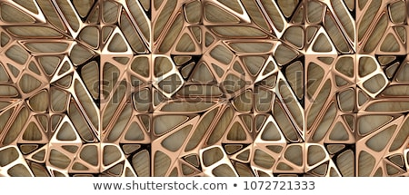Abstract Background of Metal And Wood Stock photo © stevanovicigor