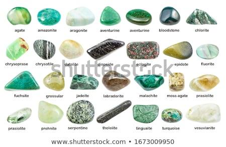 aragonite isolated Stock photo © jonnysek