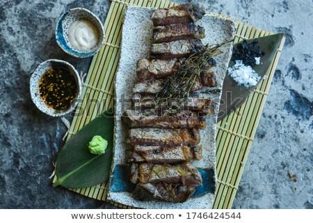 et · lezzet · baharat · tuz · stok - stok fotoğraf © digifoodstock