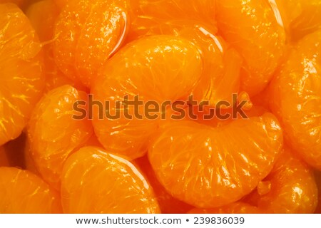 Canned mandarin orange segment Stock photo © Digifoodstock