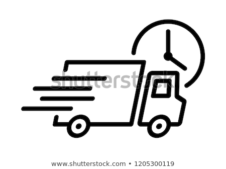 express delivery sign vector design Stock photo © SArts