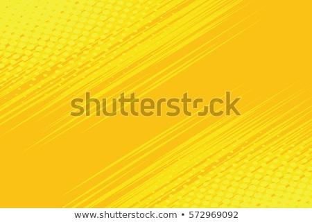 Abstrakten gelb Zeilen Design Hintergrund Stock foto © zven0