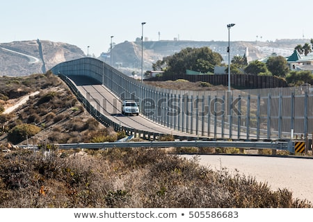 Border Security Stock photo © Lightsource