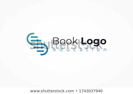 письме · логотип · икона · Элементы · линейный · дизайна - Сток-фото © taufik_al_amin